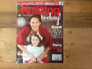 Knitting Today! Magazine